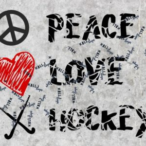 Peace, Love and Hockey